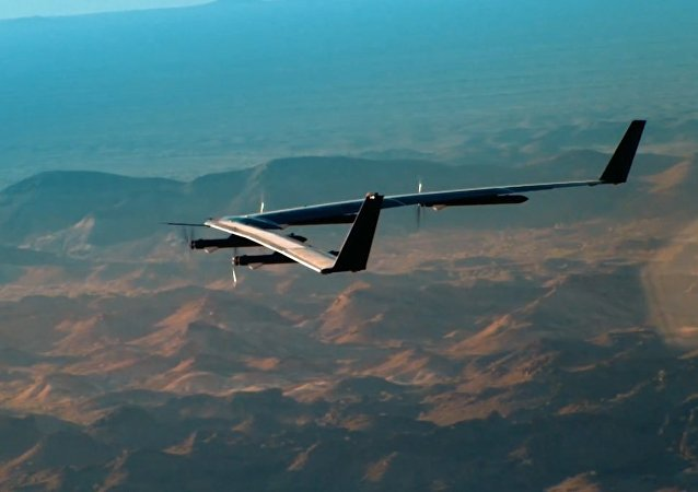 Facebook's Aquila Drone Completes Its First Flight